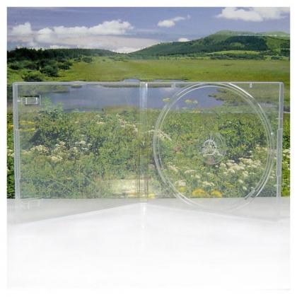 1CD Box; Super Clear