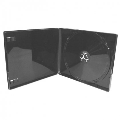 1CD Box; Black