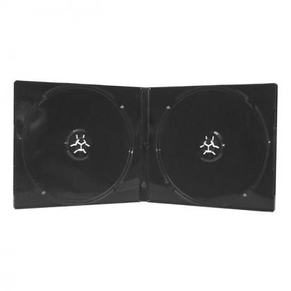 2CD Box; Black