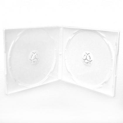 2CD Box; White