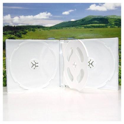 3/4CD Box; White