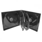 6CD Box; Black