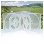 6CD Box; Translucent