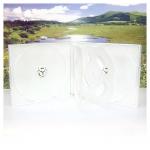6CD Box; White