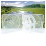 8CD Box; Super Clear