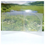 Slim CD Box; Super Clear
