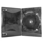 Slim 1DVD Box; Black