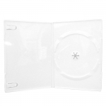 Slim 1DVD Box; White