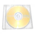 1CD Jewel Case; Super Clear