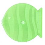12cm Q-PAK; Clear Green
