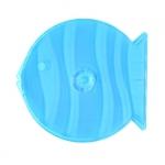 8cm Q-PAK; Clear Blue